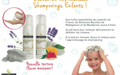 Shampooing Capiplante Enfants
